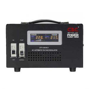 เครื่องปรับแรงดันไฟฟ้าอัตโนมัติ (AC Stabilizer) 3KVA 2700W