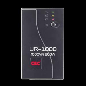 เครื่องสำรองไฟ (UPS) รุ่น UR 1000VA 600W