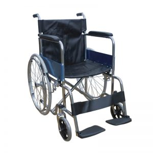 Top Longmax Steel Wheelchair ALK809-46