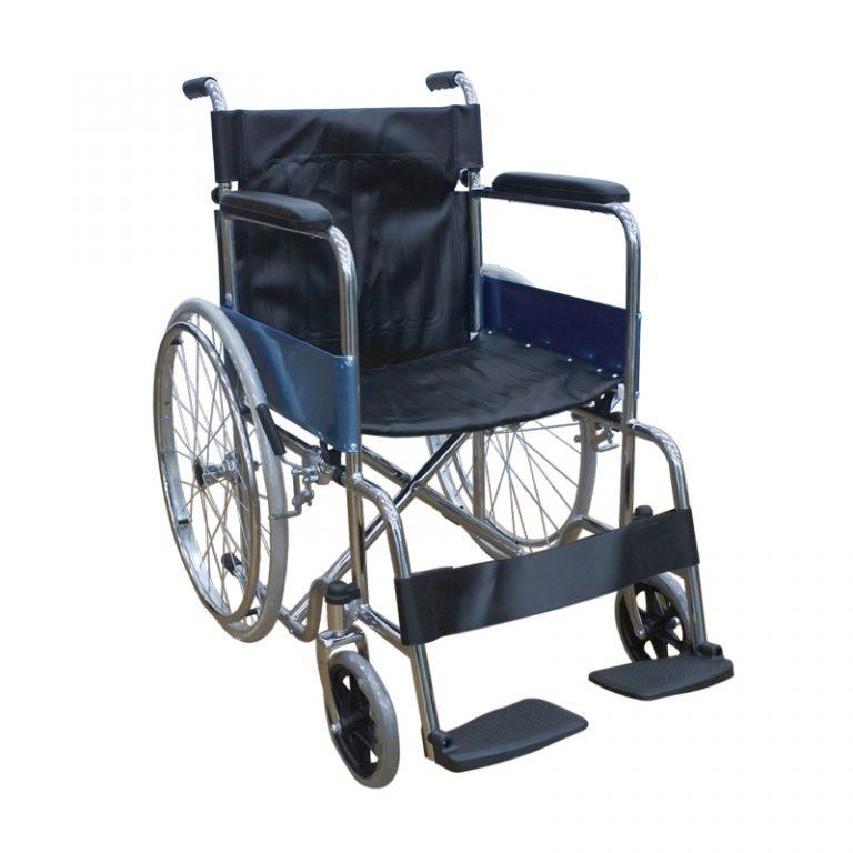 Top Longmax Steel Wheelchair ALK809-46