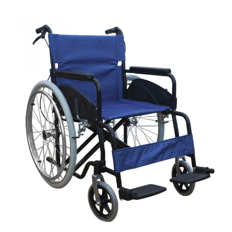 Top Longmax Aluminum Wheelchair ALK864L-46