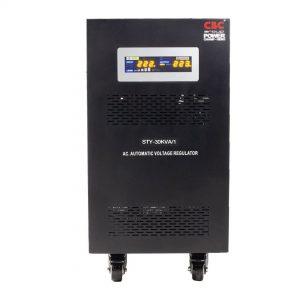 เครื่องปรับแรงดันไฟฟ้าอัตโนมัติ (AC Stabilizer) 15KVA 13500W