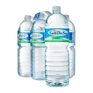Jeju Samdaso Mineral Water 2L