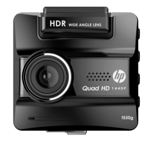 HP CAR CAMCORDER F550g
